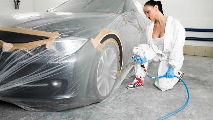 Кузовной ремонт от 500 рублей: европейские технологии удаления царапин и вмятин пришли в Екатеринбург