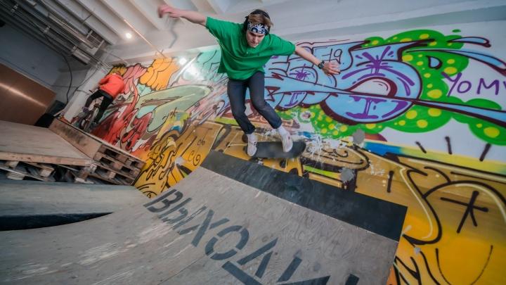 «Выходи!»: в Архангельске на «Труде» стартовал первый летний фестиваль