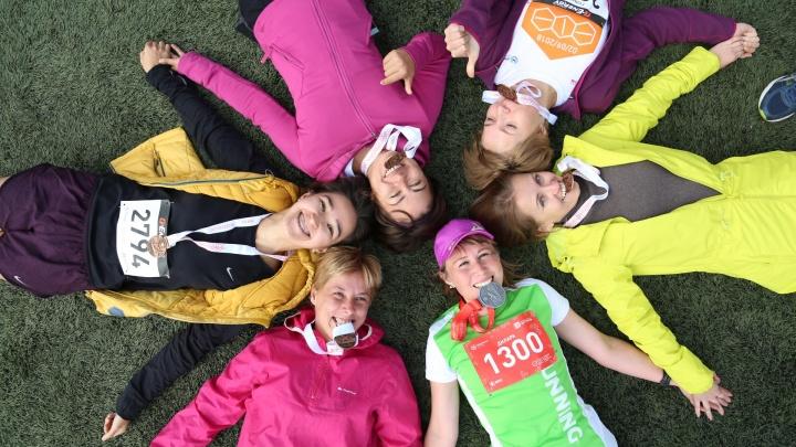 Победы, медали и рекорды: как прошёл Уфимский международный марафон