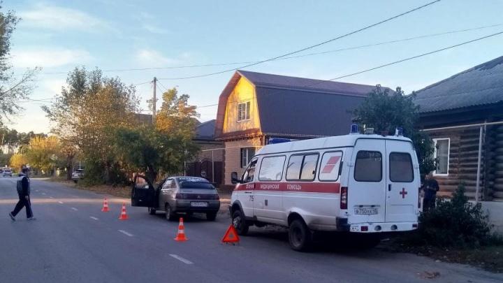 В Шадринске сбили мальчика, перебегавшего дорогу в неположенном месте