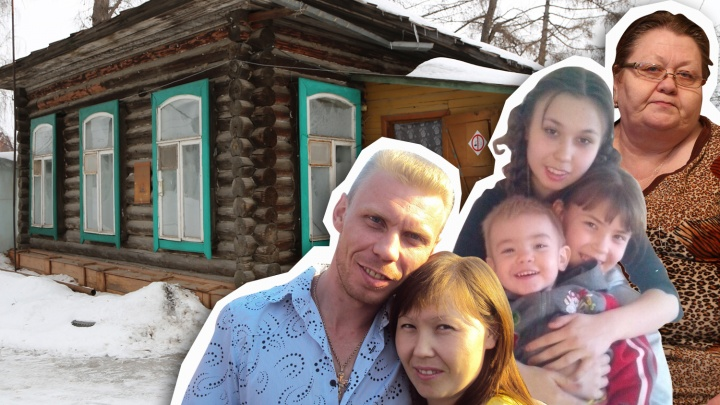 В Челябинске многодетная семья живёт в садовом домике, лишившись жилья из-за долга по ипотеке