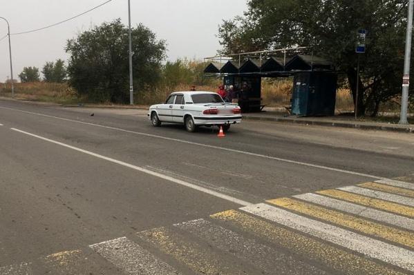 Авария произошла совсем рано утром, когда дорога была еще пустой