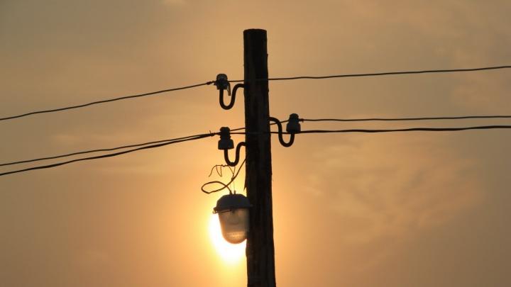 Соломбала, Зеленый Бор и центр Архангельска: где в городе отключили свет