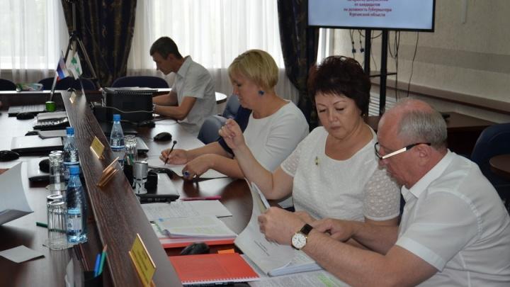 В Курганской области все претенденты на пост губернатора сдали документы