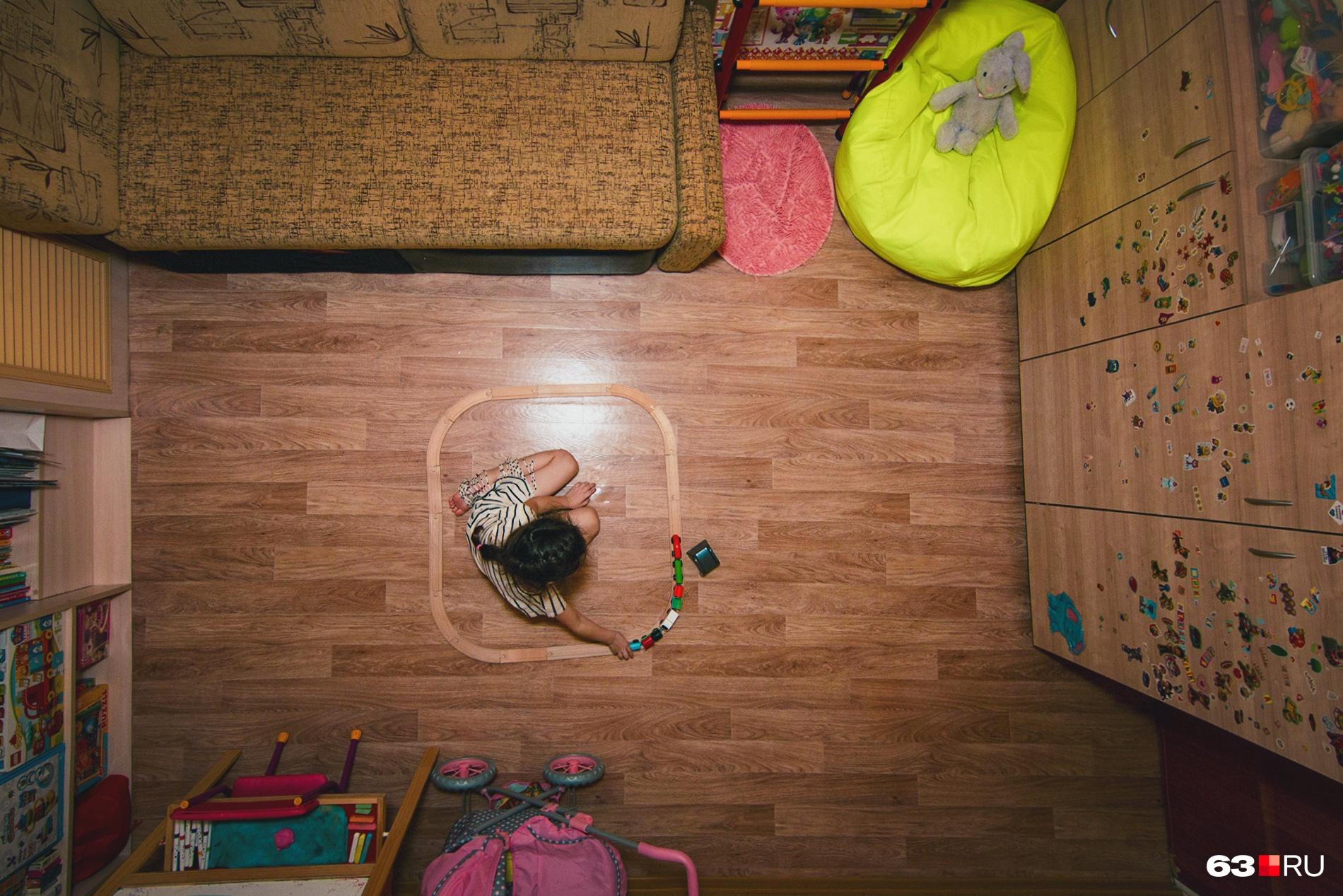 Даже из самой маленькой квартиры можно сделать уютное жи