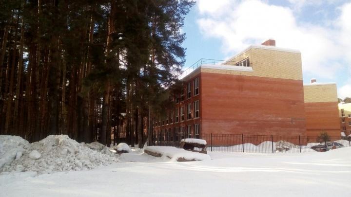 У ярославской строительной компании приставы отобрали забор