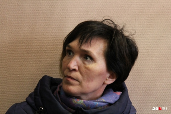 Елена Калинина — председатель инициативной группы по проведению референдума о запрете ввоза отходов в Архангельскую область из других регионов
