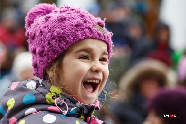В Волгоградской области существует 19 видов детских выплат