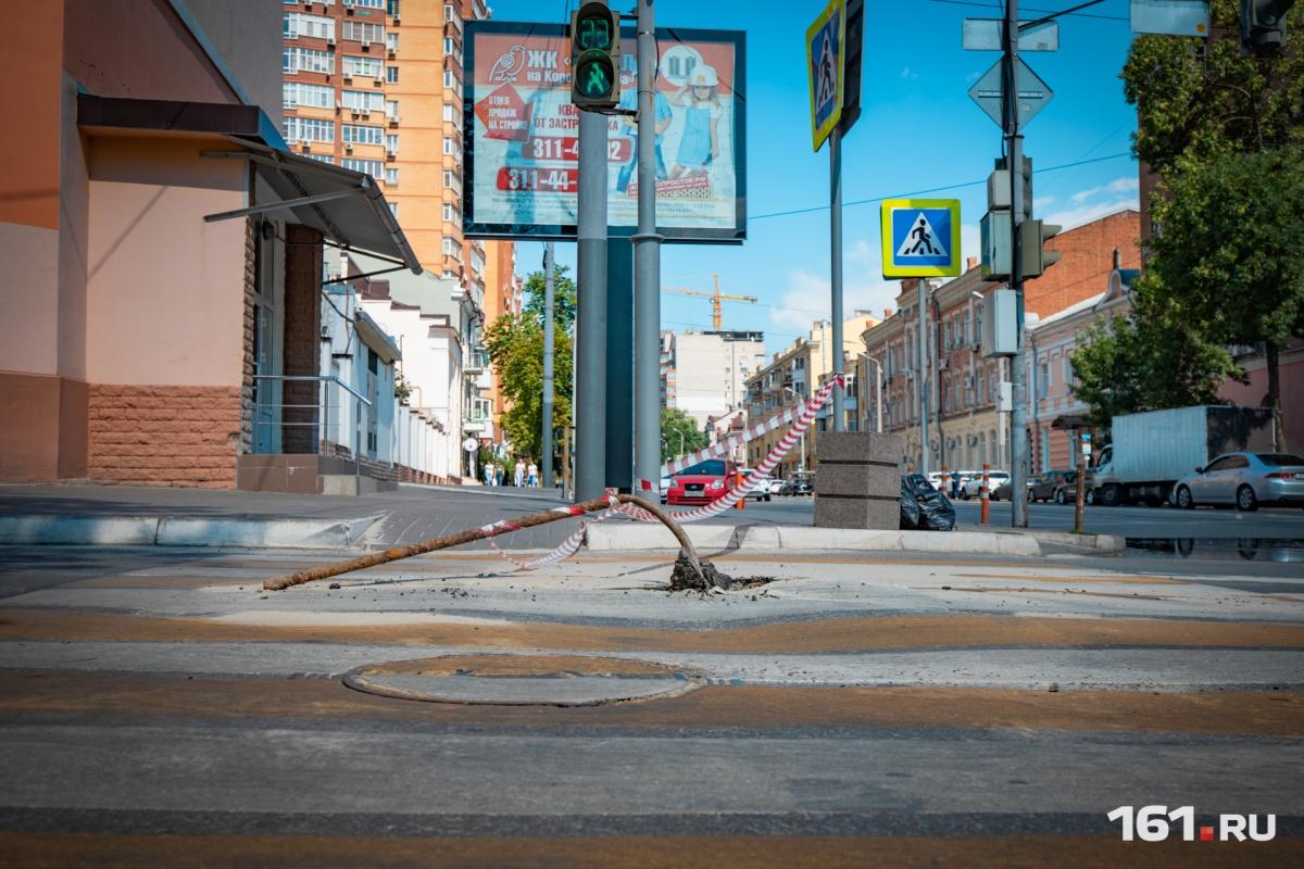 В нескольких районах Ростова ограничат движение для водителей и пешеходов