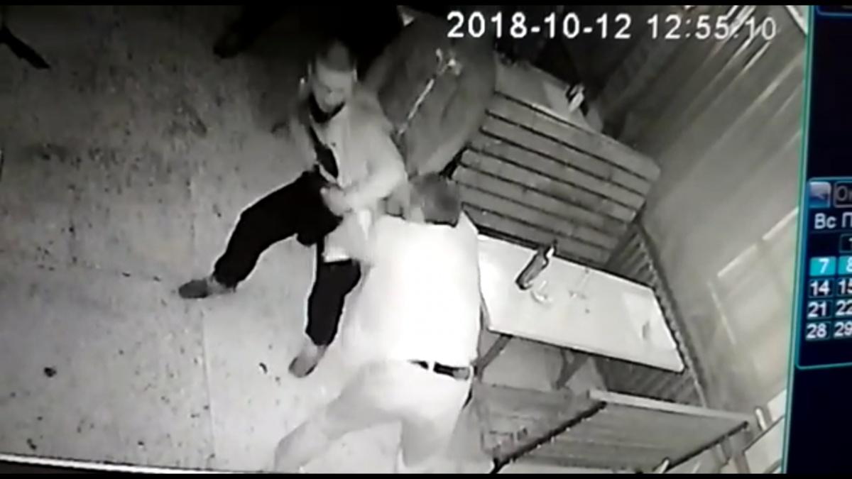 Драка с поножовщиной в северодвинском баре произошла в середине октября