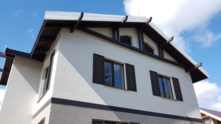 Японские фасадные панелиKMEW предпочли европейским и российским аналогам на большой стройке в Академгородке