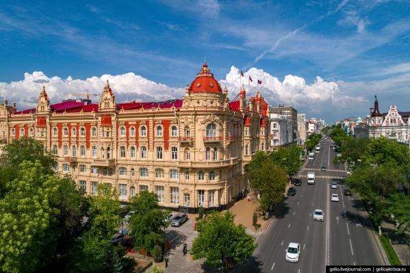 Сейчас в Ростове-на-Дону живут 1,13 миллиона человек — город занимает 10-е место по численности населения в стране