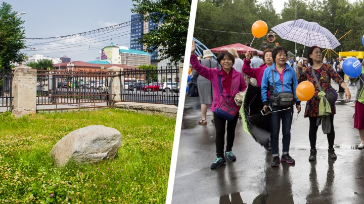 «Мы называем его камнем смерти»: детской больнице пришлось передвинуть памятник из-за толп китайцев