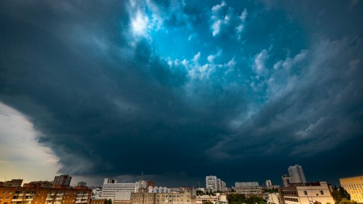 Синоптики прогнозируют в Ростове дождливую и пасмурную неделю