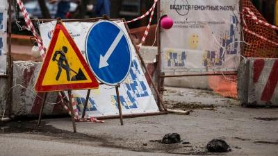 Коммунальщики раскопали четыре улицы в центре Новосибирска