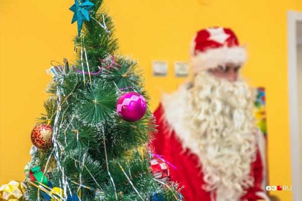 Дед Мороз выслушает все желания вашего малыша