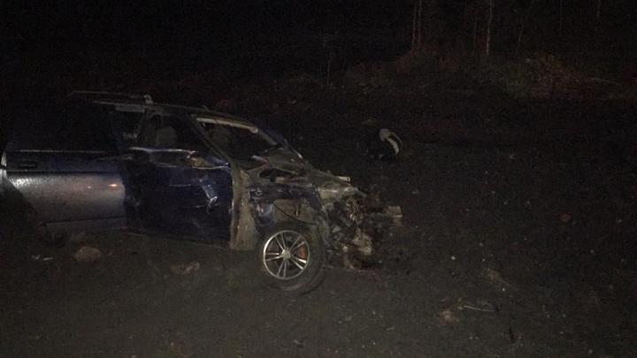 Тройное ДТП произошло в Шадринском районе: водитель одной из машин скончался в больнице
