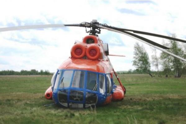 Вертолёт был выпущен в 1982 году и за 36 лет эксплуатации его ремонтировали 12 раз