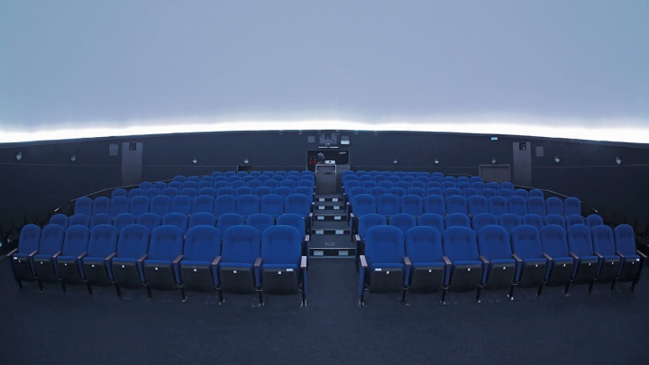 Большой планетарий остановил показы фильмов до конца школьных каникул