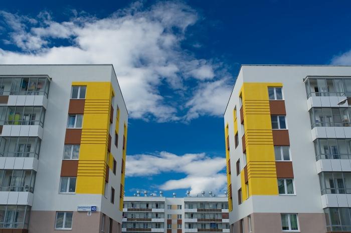 Дома «Группа ЛСР» строит из экологически чистых материалов