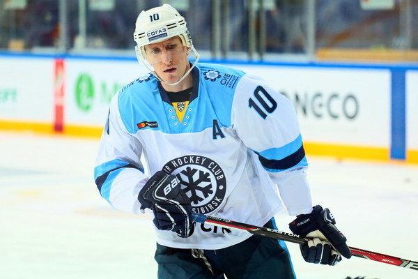 Хоккейная «Сибирь» продлила антирекордную проигрышную серию до 12 матчей