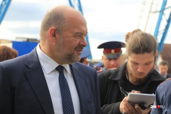 Ярослав Вареник занимается освещением разных событий в политической повестке Архангельской области