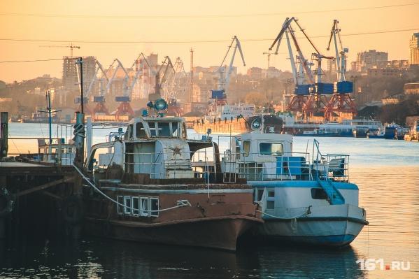 Остановка украинских кораблей российскими пограничниками закона не нарушает
