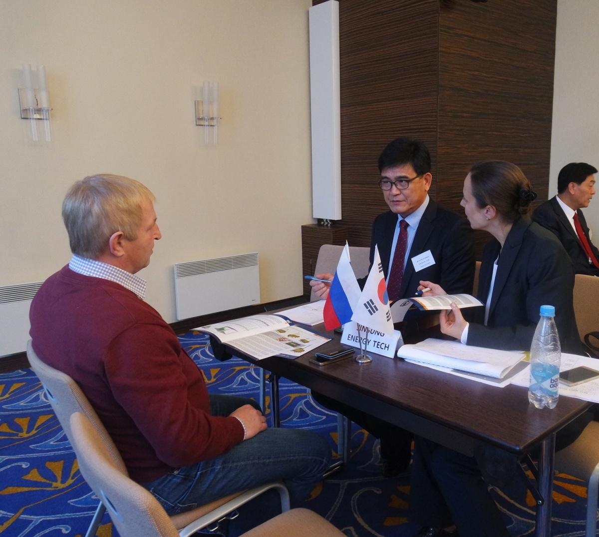 Представители десяти корейских компаний хотят встретиться с новосибирскими бизнесменами