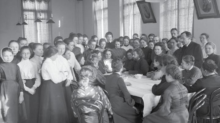 Учительство до революции и в Горьком. 15 исторических фото