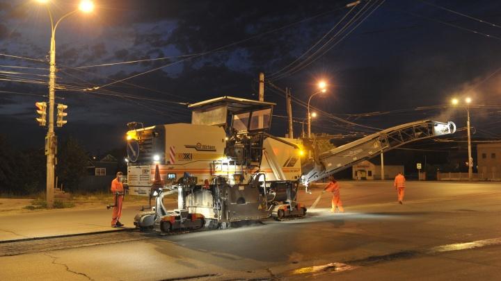 «Будем работать без выходных»: в Самаре начался ремонт Новокуйбышевского шоссе