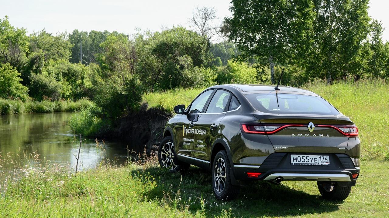 Кроме Renault, купе-кроссоверы выпускают BMW и Mercedes, что придает самому классу некий флёр элитности