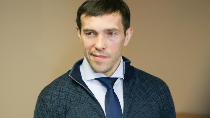 Хоккеист и почётный гражданин Екатеринбурга Павел Дацюк стал лучшим спортсменом года