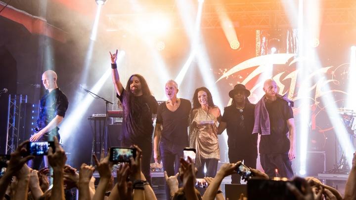 Экс-солистка Nightwish Тарья Турунен выступила в Ростове: лучшие фото — в репортаже 161.RU