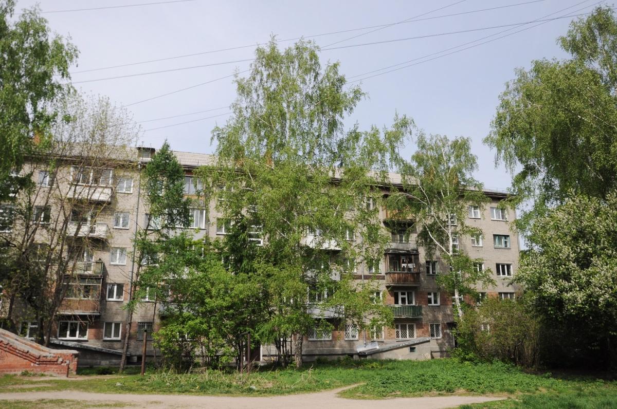 Жилой дом по улице Жуковского, 119