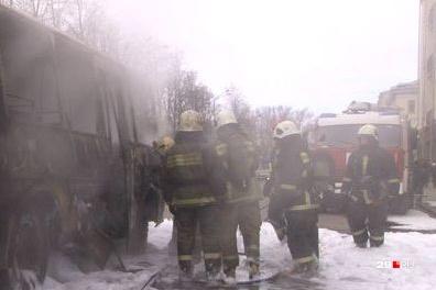 Чаще приходят новости о том, что автобусы загораются во время рейсов