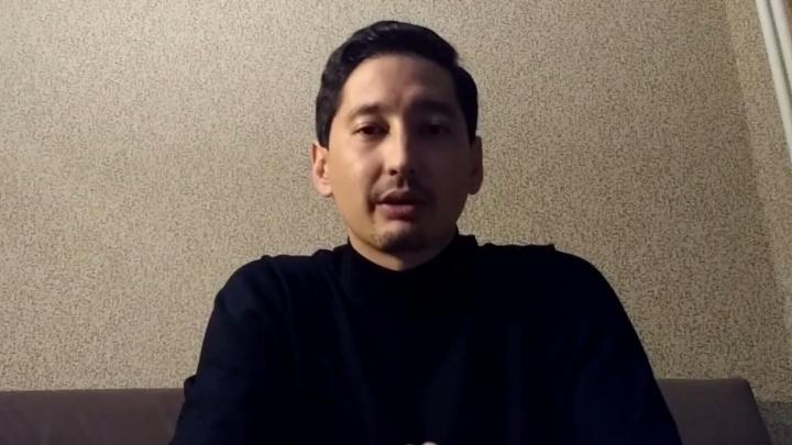Омич записал видеообращение к полиции и СК: девять месяцев ищет сына, которого забрала бывшая жена