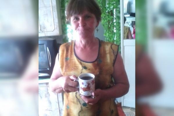 Вера Бобылева до сих не найдена