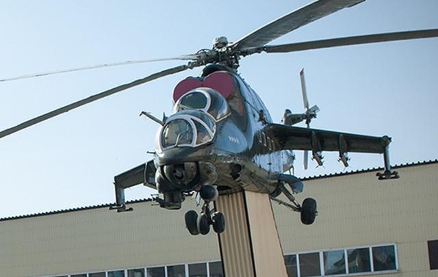 В Кумертау прошли испытания два суперсовременных вертолета для спецслужб