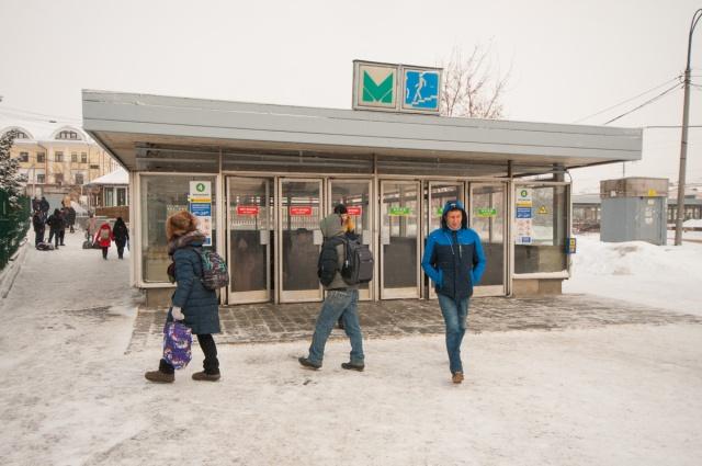 До метро «Уральская» —7 минут спокойным шагом
