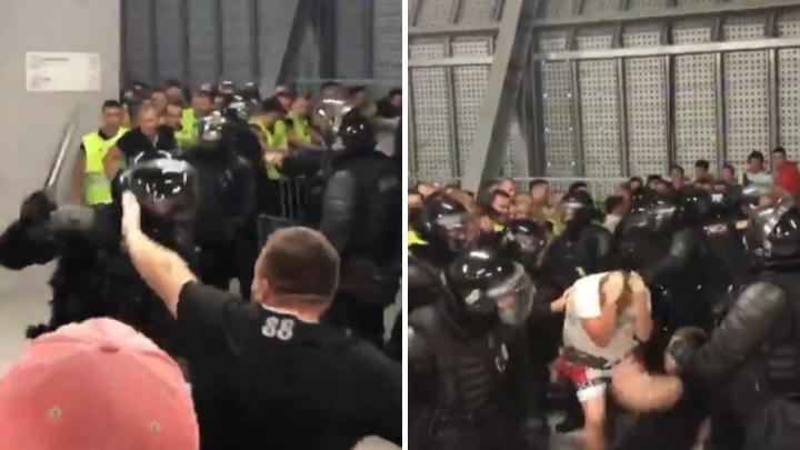 Всё началось ещё на матче: в полиции прокомментировали потасовку с болельщиками на «Ростов Арене»