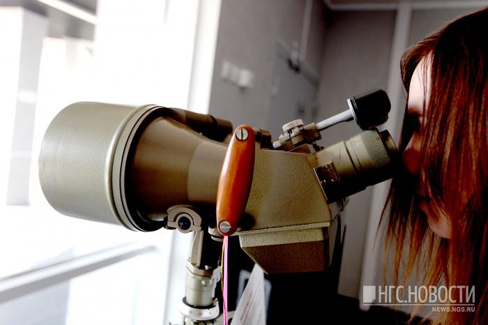 За Венерой можно наблюдать и невооружённым глазом