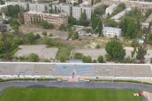 На базе стадиона «Трактор» хотят сделать спортивный кластер
