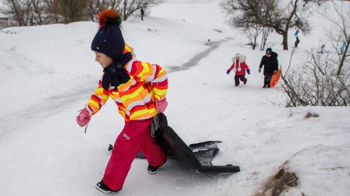 Прямой курс на весну: в выходные в Волгограде будет не холоднее -4 °С