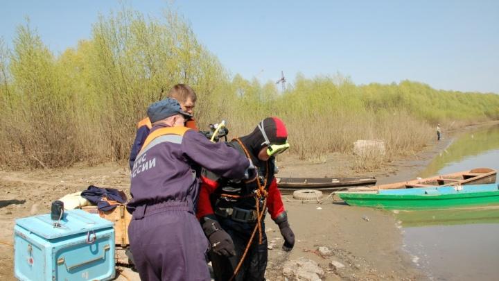 Из озера Байкал в Башкирии достали тело мужчины