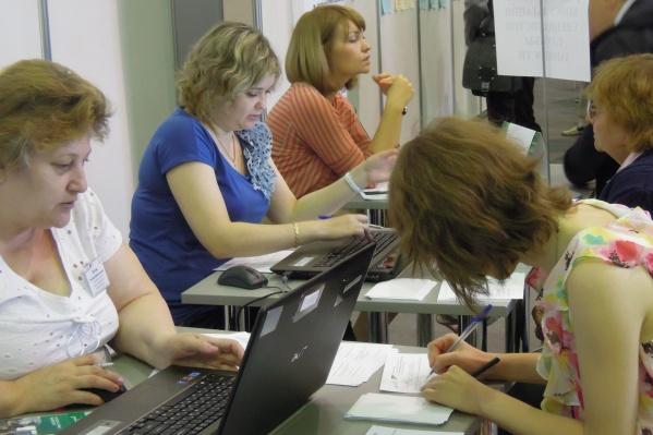 При содействии органов службы занятости населения с начала года трудоустроены 43,9 тысячи жителей Красноярского края