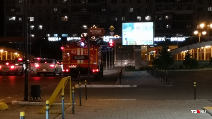 В ночном пожаре на Шишкова погиб мужчина