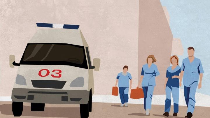 «В половине случаев можно просто вызвать врача на дом». Честный рассказ о работе на скорой помощи