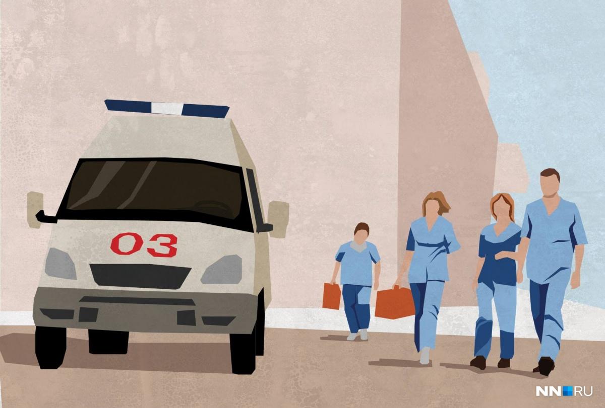 Мы привыкли не ценить работу медиков и не понимаем, что они сутками спасают людей