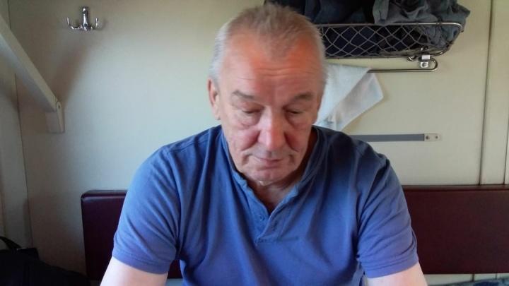 Житель Екатеринбурга уехал в командировку в Воронеж и пропал