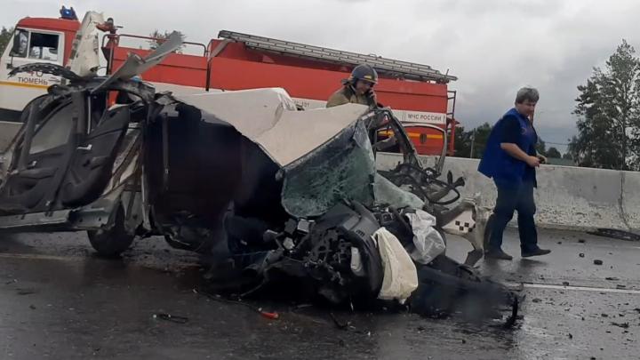 Высадил пассажиров и возвращался домой: погибший в ДТП на объездной работал таксистом